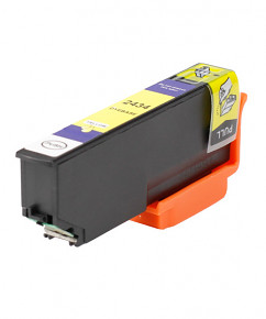 Kompatibilní inkoustová cartridge s: EPSON T2434 XL Yellow (15ml)