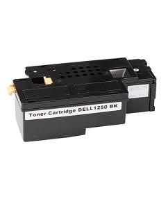 Kompatibilní laserový toner s: DELL 1250 / 1350 / 1355 Black (593-11140) - 2.000str.