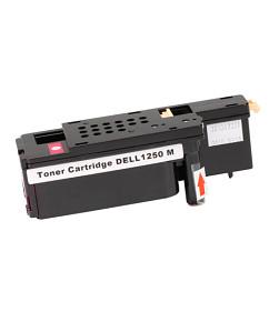Kompatibilní laserový toner s: DELL 1250 / 1350 / 1355 Magenta (593-11142) - 1.400str.
