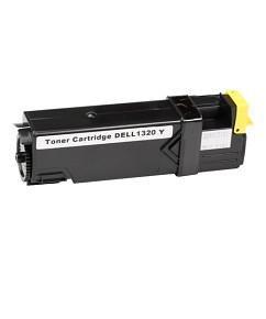 Kompatibilní laserový toner s: DELL 2130cn / 2135cn Yellow (2.500str.)