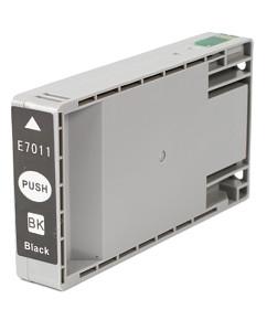 Kompatibilní inkoustová cartridge s: EPSON T701140 Black (62ml)