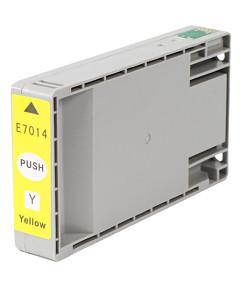 Kompatibilní inkoustová cartridge s: EPSON T701440 Yellow (32ml)