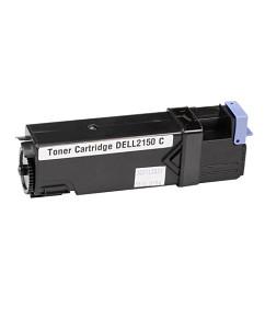Kompatibilní laserový toner s: DELL 2150cn / 2155cn Cyan - 593-11041 (2.500str.)