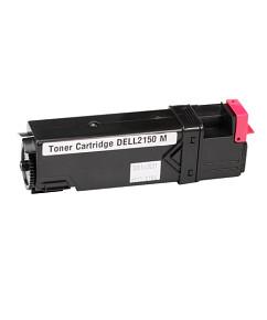 Kompatibilní laserový toner s: DELL 2150cn / 2155cn Magenta - 593-11033 (2.500str.)