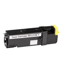 Kompatibilní laserový toner s: DELL 2150cn / 2155cn Yellow - 593-11037 (2.500str.)