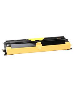 Kompatibilní laserový toner s: KONICA MINOLTA 1600/1650/1680 YELLOW (2500str.)