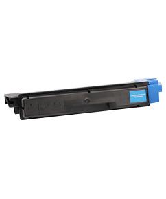 Kompatibilní laserový toner s: KYOCERA TK-580 Cyan (2.800str.)