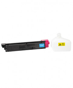 Kompatibilní laserový toner s: KYOCERA TK-580 Magenta (2.800str.)