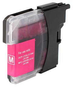 Kompatibilní inkoustová cartridge s: BROTHER LC-985 Magenta