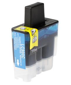 Kompatibilní inkoustová cartridge s: BROTHER LC-900 Cyan
