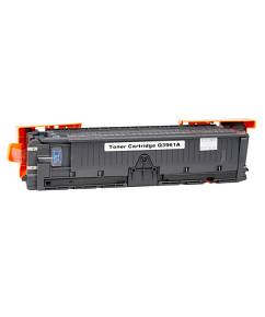 Kompatibilní laserový toner s: HP Q3961A Cyan (4000str.)
