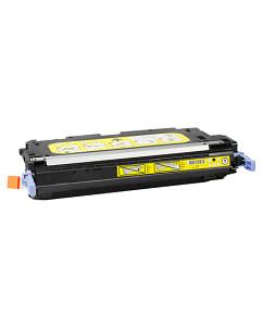 Kompatibilní laserový toner s: HP Q7582A YELLOW  (6000str.)