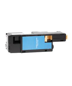 Kompatibilní laserový toner s: EPSON C13S050613 AcuLaser C1700, CX17 Cyan (1.400str)
