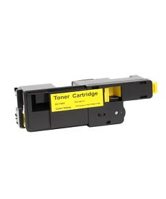 Kompatibilní laserový toner s: EPSON C13S050611 AcuLaser C1700, CX17 Yellow (1.400str)