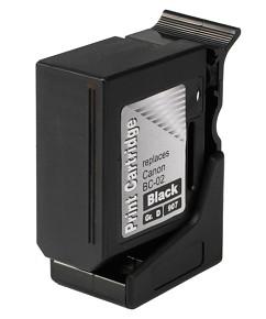 Kompatibilní inkoustová cartridge s: CANON BC-02 Black (40ml)