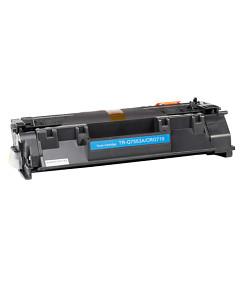 Kompatibilní laserový toner s: HP Q7553A Black (2.500str.)