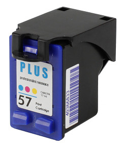 Kompatibilní inkoustová cartridge s: HP C6657A color č.57 (20ml)
