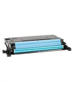 Kompatibilní laserový toner s: SAMSUNG CLP-620 Cyan (CLT-C5082L) - 4.000str.
