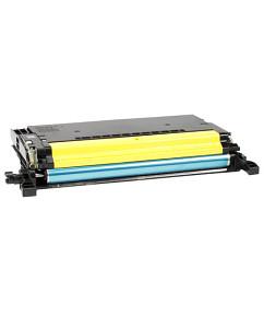 Kompatibilní laserový toner s: SAMSUNG CLP-620 Yellow (CLT-Y5082L) - 4.000str.