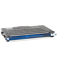 Kompatibilní laserový toner s: SAMSUNG CLP-510D5 Cyan (5.000str.)