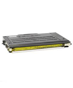 Kompatibilní laserový toner s: SAMSUNG CLP-510D5 Yellow (5.000str.)