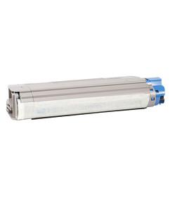 Kompatibilní laserový toner s: OKI C5850/5950 Cyan (6000str.) - 43865723