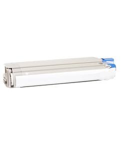 Kompatibilní laserový toner s: OKI C5600 / C5700 Cyan (2.000str.) - 43381907