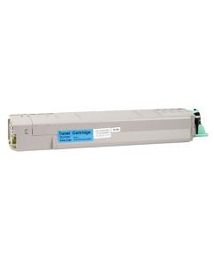 Kompatibilní laserový toner s: OKI C810/830 Cyan (8.000str.) - 44059107