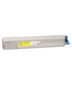 Kompatibilní laserový toner s: OKI C810/830 Yellow (8.000str.) - 44059105