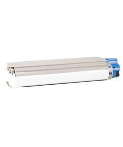 Kompatibilní laserový toner s: OKI C5800 / C5900 Yellow - 43324421 - (5.000str.)