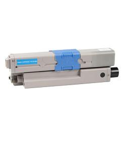 Alternativní laserový toner s: OKI C510 / C530 Black (5.000str. - 44469804 )