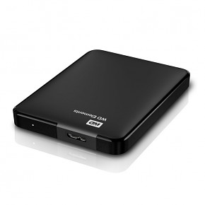 "Ext. HDD 2.5"" WD Elements Portable 750GB USB"