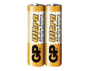 Alkalická Baterie AA GP Ultra Alkaline LR6