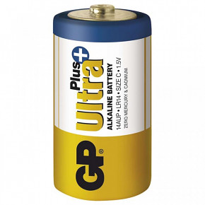 Baterie alkalická GP Ultra Plus LR14 (C)