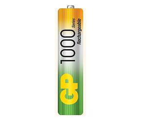 Baterie nabíjecí GP AAA 1000mAh