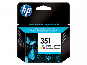 Originální cartridge HP CB337EE - č.351 Color - BULK