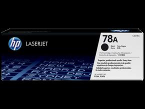 Originální laserový toner HP CE278A Black 2.100str. - 78A