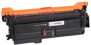 Kompatibilní laserový toner s: HP CF033A Magenta (12.500str.) - no.646A