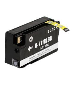 Alternativní inkoustová cartridge s: HP CZ133A Black no. 711 XL (75ml)
