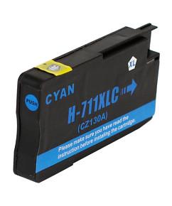 Alternativní inkoustová cartridge s: HP CZ130A Cyan no. 711 (28ml)