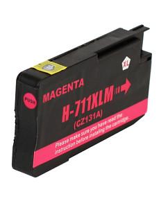 Alternativní inkoustová cartridge s: HP CZ131A Magenta no. 711 (28ml)