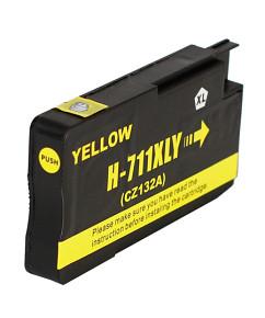 Alternativní inkoustová cartridge s: HP CZ132A Yellow no. 711 (28ml)
