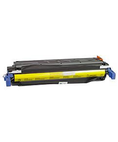 Kompatibilní laserový toner s: HP C9732A Yellow (12.000str.)