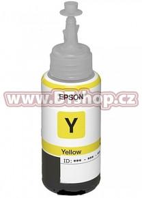 Originální inkoustová cartridge EPSON T66444A Yellow (70ml)