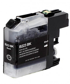 Alternativní inkoustová cartridge s: BROTHER LC-223 Black (20ml)