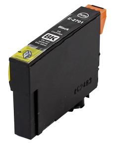 Alternativní inkoustová cartridge s: EPSON T2701 Black (15ml)