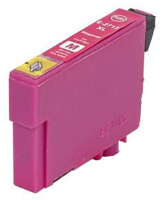 Alternativní inkoustová cartridge s: EPSON T2713 Magenta