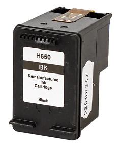 Kompatibilní inkoustová cartridge s: HP CZ101AE Black (č. 650 XL)