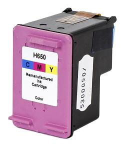 Kompatibilní inkoustová cartridge s: HP CZ102AE Color (č. 650 XL )