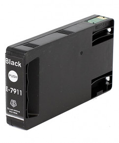 Alternativní inkoustová cartridge s: EPSON T791140 Black (42ml)